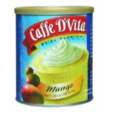 Caffe D'Vita Mango Fruit Cream Smoothie