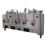 Grindmaster AMW Triple Space Saver Urn - Six Gallon Liner