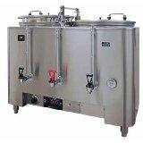 Grindmaster AMW Twin Space Saver Urn - Ten Gallon Liner