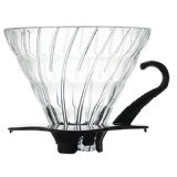 Hario VDG-02B Coffee Dripper V60 Size 02 Glass