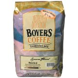 Boyers Coffee Hazelnut, 40-Ounce Bags