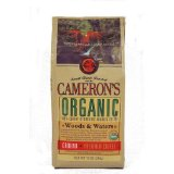 Cameron's Organic Woods & Water Ground Coffee