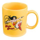 Vandor 12-Ounce Wonder Woman Mug
