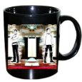 Star Trek New Movie Disappearing Coffee Mug