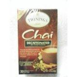 Twinings Chai Decaffeinated Tea