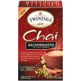 Twinings Decaffeinated Chai Tea