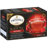 Twinings Four Red Fruits Tea, Tea Bags