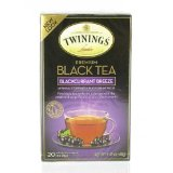 Twinings Blackcurrant Breeze Tea