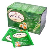 Twinings Camomile Green Tea