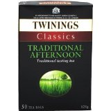 Twinings (UK) Traditional Afternoon