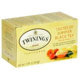 Twinings Tastes of Summer Tea