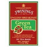 English Breakfast Green Tea