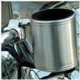 Kruzer Kaddy Motorcycle/ATV Stainless Cup Holder