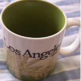 2009 Starbucks huge Los Angeles collector coffee mug