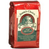 Caffe Appassionato Santa's Choice Holiday Coffee Ground Coffee