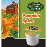 Green Mountain Coffee Pumpkin Spice