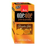 Melitta One:One Java Pods - Pumpkins Spice Flavored Coffee