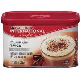 Maxwell House International Café Pumpkin Spice Latte