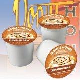 Green Mountain Coffee Donut House Collection Cinnamon Roll Coffee