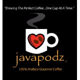 Java Podz Cinnamon Flavored Gourmet Coffee Pods
