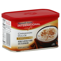 Maxwell House International Café Cinnamon Dulce Cappuccino