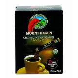 Mount Hagen Single Serve Instant Coffee Sticks Regular