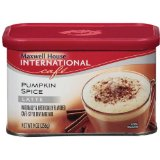 Maxwell House International Café Pumpkin Spice Latte