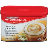 Maxwell House International Café Vanilla Caramel Latte