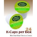 Green Mountain Coffee Fair Trade Island Coconut Flavored Coffee K-Cups