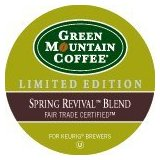 Green Mountain Coffee Roasters Spring Revival Blend