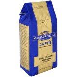 Ghirardelli Caffe Gourmet Coffee White Chocolate Almondine