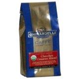 Ghirardelli Caffe Gourmet Coffee Chocolate Cinnamon Almond