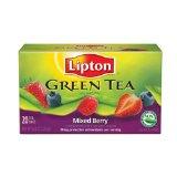 Lipton Mixed Berry Green Tea