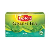 Lipton Mint Flavor Green Tea