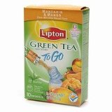 Lipton Green Tea To Go Packets