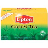 Lipton 100% Natural Green Tea