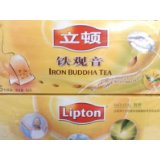 Lipton 100% Natural Iron Buddha Tea