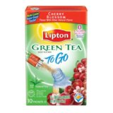 Lipton Cherry Blossom Green Tea to Go
