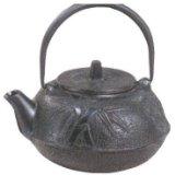 Old Dutch International Cast Iron Purity Teapot - Matte Black