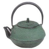 Old Dutch Strength Cast Iron Teapot