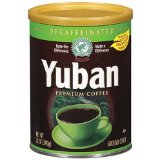 Yuban Coffee, Original Decaffeinated