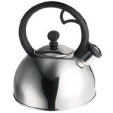 Farberware Classic Sonoma 2.5 Quart Whistling Stainless Steel Teakettle