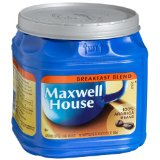 Maxwell House Breakfast Blend (Mild) Ground Coffee