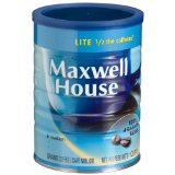 Maxwell House Lite (Medium) Ground Coffee