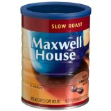 Maxwell House Slow Roast (Medium) Ground Coffee