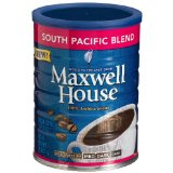 Maxwell House South Pacific Blend Ground Coffee