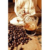 Kopi Luwak 16 Ounces Whole Bean Coffee by Volcanica Gourmet Coffee