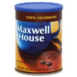 Maxwell House Coffee, 100% Colombian