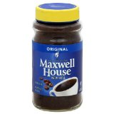 Maxwell House Instant Coffee, Original