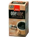 Melitta One:One Java Pods, French Kisses, French Vanilla Coffee